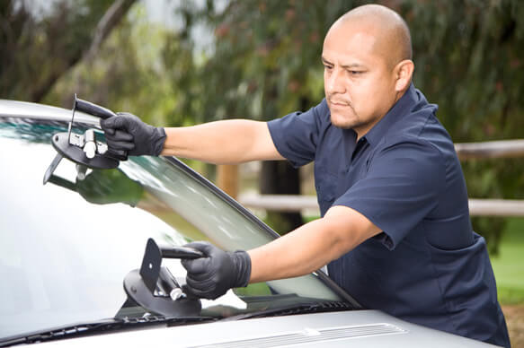 auto glass repair Denton
