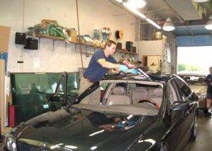 auto glass materials